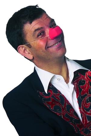 Clownnäsa Kantig