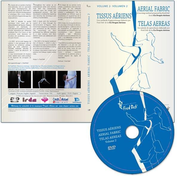 Tissus Aeriens , volume 2 DVD