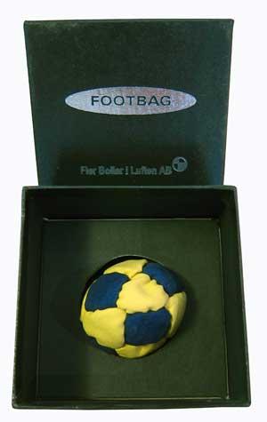 Footbag/Hacky Sack Fler Bollar i Luften