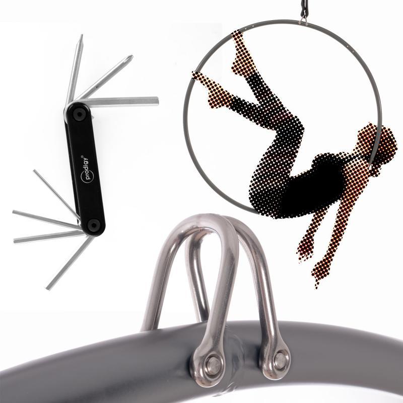 Aerial ring/hoop - Multifästen - Prodigy