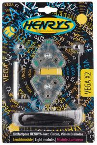 LED lyssats Diabolo Vega X2 - Henrys