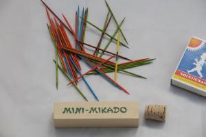Plockepinn-Mini, Mikado