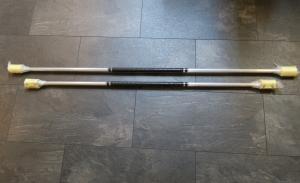 Eldstav 120 cm - Jac
