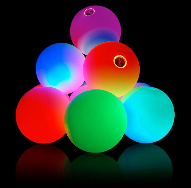 LED Jongleringsbollar - FireToys