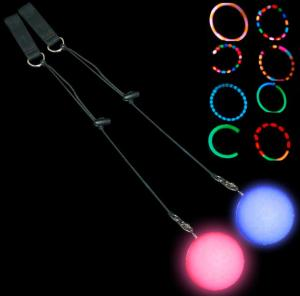 LED Poi Multi-Function - Firetoys