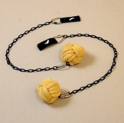 Eld-Poi Monkey fist small - Salza