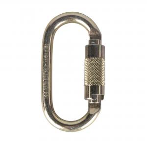 Karbinhake - Prodigy Auto Locking Steel Oval Carabiner