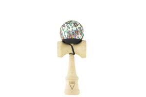 KROM - Party & Naked Pelle Rubber Kendama