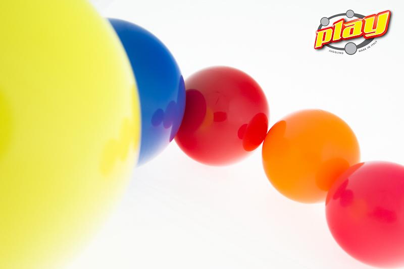 Scen-/Kontaktjongleringsboll 100 mm 260 g - Play