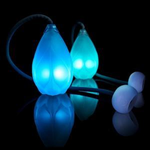 LED Podpoi v2 - Capsule 2.0 glow poi - Flowtoys
