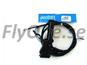 928.765.005 UNIVERSAL THROTTLE W/ SWITCH ON/OFF