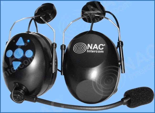 Uppgradering till BlueNAC-3000 headset för 4FIGHT TZ hjälm