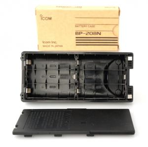 ICOM BP-208N BATTERY CASE FOR IC-A6E