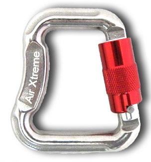 Stainless Steel Twist Lock Carabiner S4903-2T