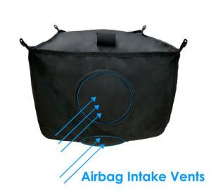 80046 UNIVERSAL AIRBAG FOR HARNESSES