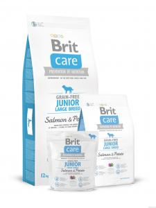 Brit Care Grain-Free Junior Large Breed