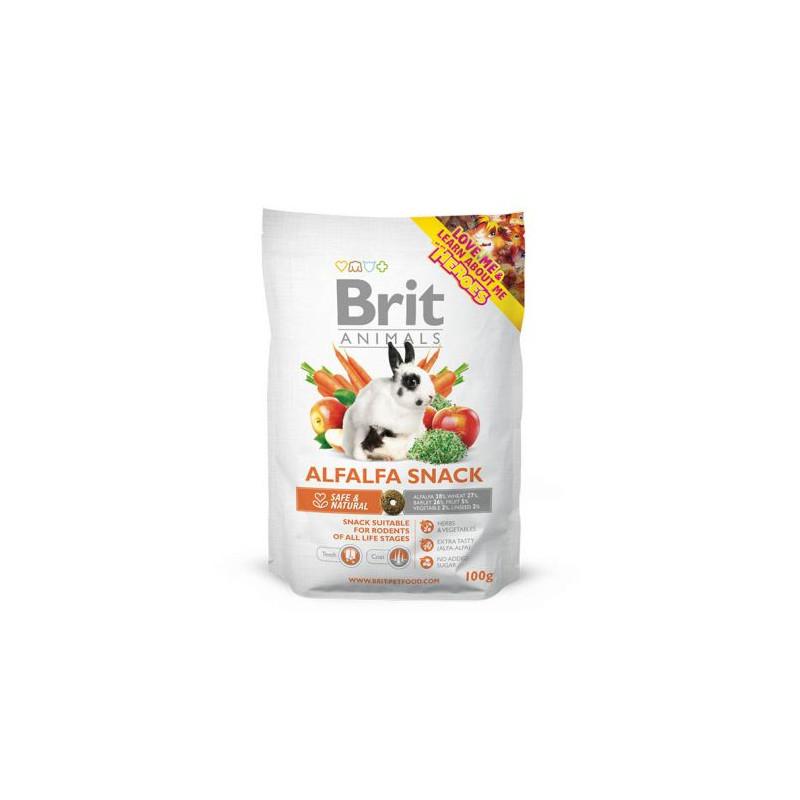 Brit Animals Alfalfa Snack