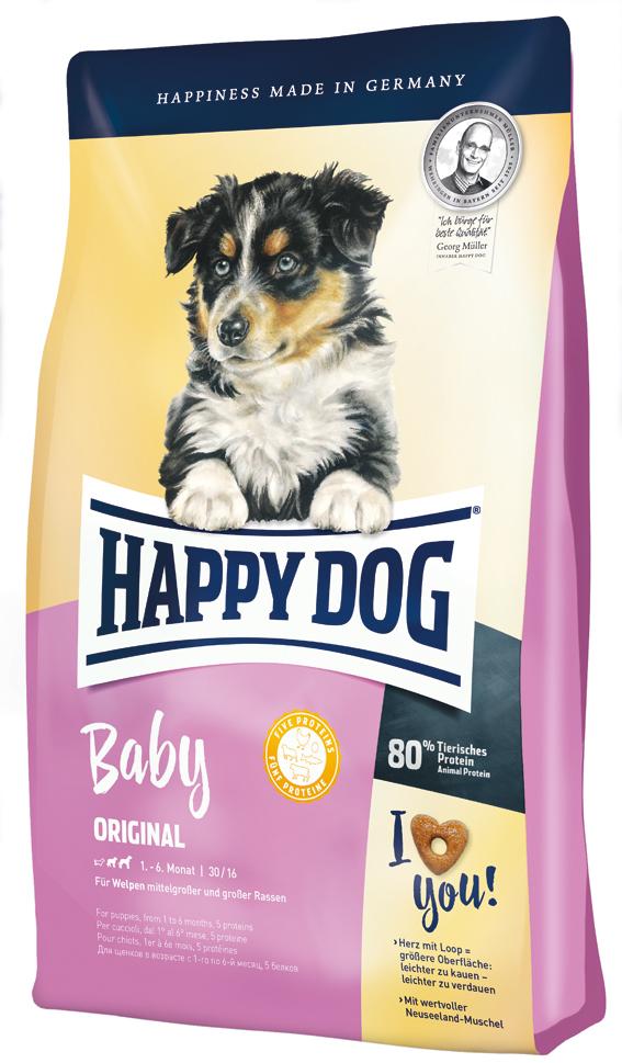 Happy Dog Baby Original 4kg