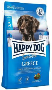 Happy Dog Sensible Greece