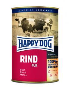 Happy Dog Våtfoder 100% Oxkött
