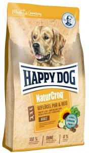 Happy Dog NaturCroq Fågel&Ris 12kg
