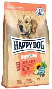 Happy Dog NaturCroq Lax&Ris 12kg