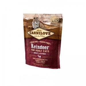Carnilove CAT Reindeer - Energy & Outdoor 6kg