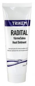 Trikem Radital Värmesalva 250ml