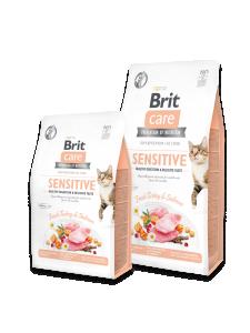 Brit Care Cat Sensitive Healthy Digestion&Delicate