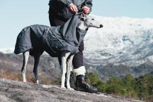 Hurtta Expedition Parka Vintertäcke Svart