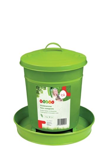 TT Happy Foderhink Grön 4kg
