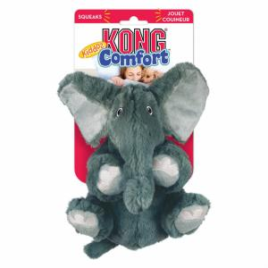 Hundleksak KONG Comfort kiddos Elephant 18cm