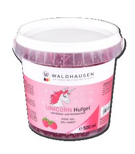 Hovgel Unicorn | Rosa m. glitter | 500ml |