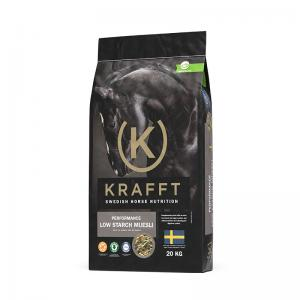 KRAFFT Low Starch Müsli 20kg
