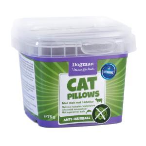 Kattgodis Cat Pillows AntiHårboll  75g