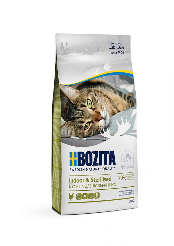 Bozita Katt Indoor & Sterilised Chicken
