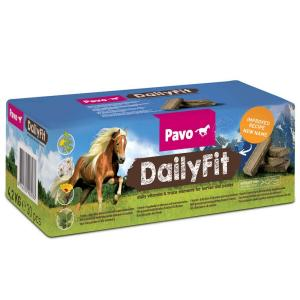 Pavo DailyFit 4,2Kg (36 briketter)