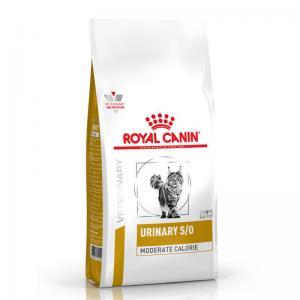 RCV Cat Diet Urinary S/O Moderate Calorie