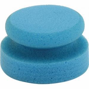 Tvättsvamp rund blå