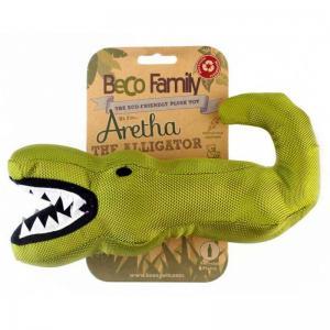 Hundleksak BECO Aretha The Alligator 24cm
