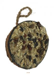 Hobby First Halv kokosnöt Granola ca250g