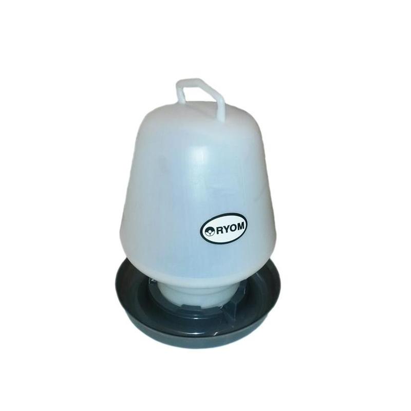 Vattenautomat Klot 5L Grå