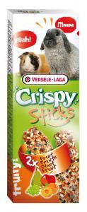 VL Crispy Sticks Kanin/Marsvin Frukt 2-pack