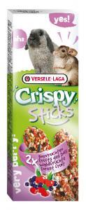 VL Crispy Sticks Kanin/Chinchilla Skogsfrukt  2-pack