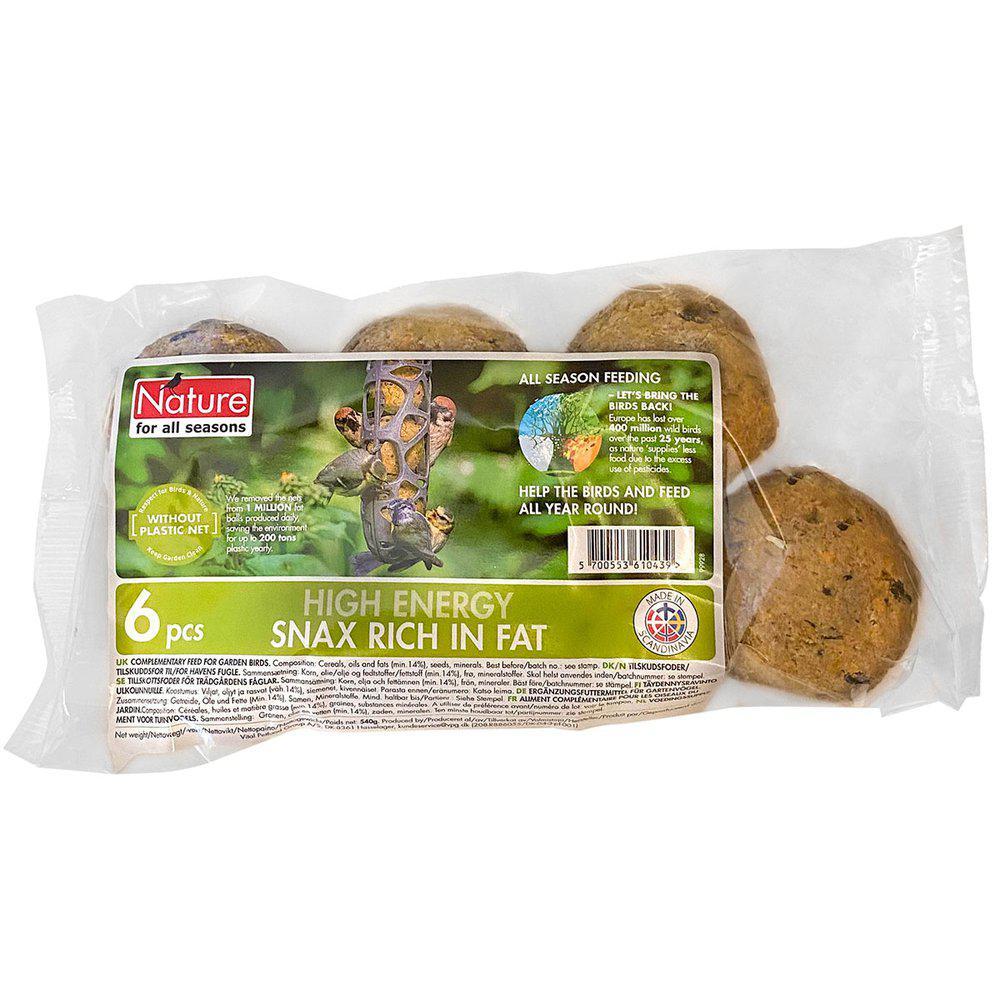Talgboll 6-pack