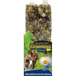 JR Grainless FarmyDaisy Cornflower 140g