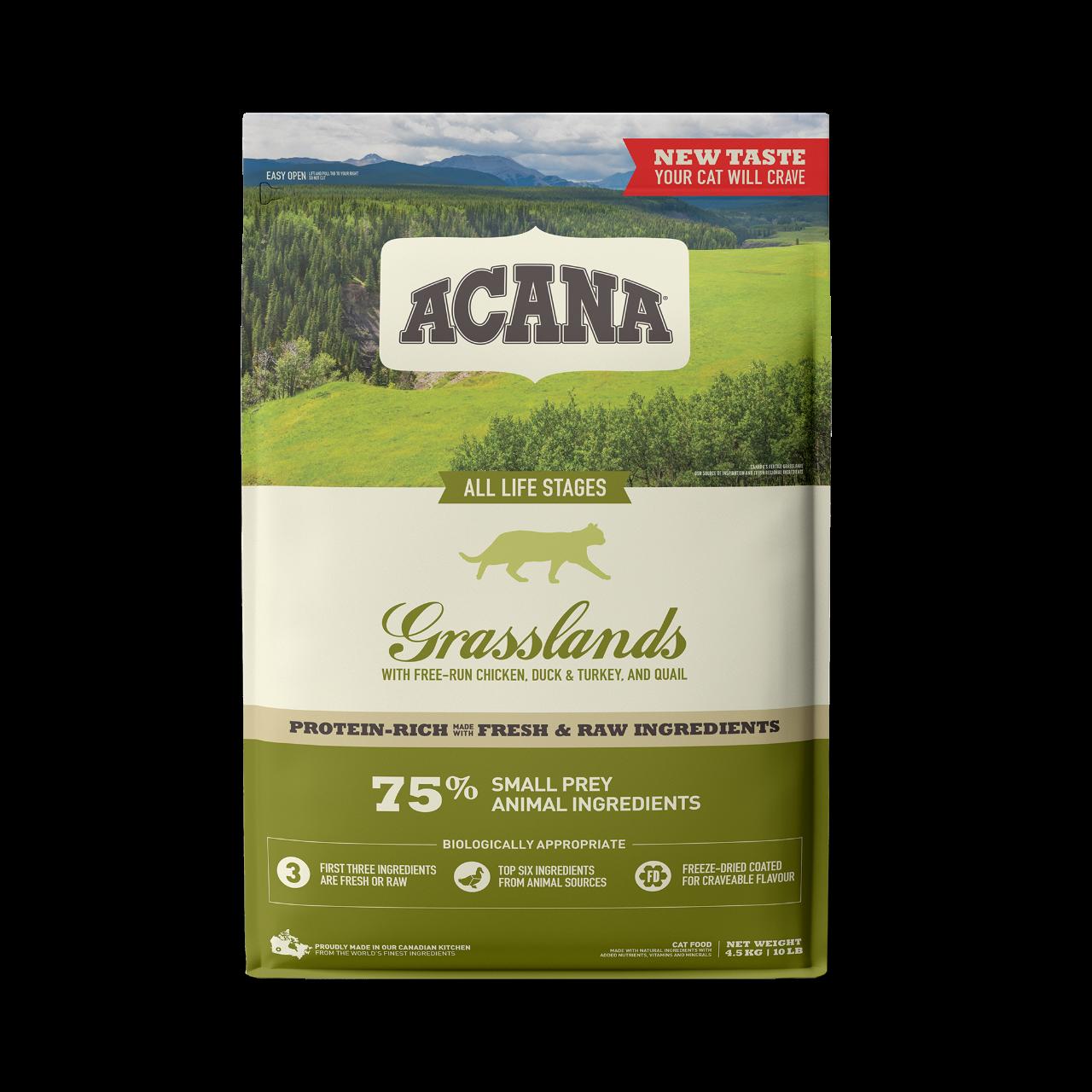 Acana Cat Grasslands   1,8kg  