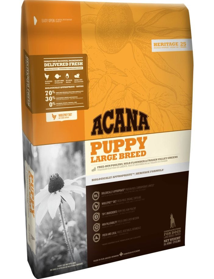 Acana Dog Puppy Large Breed
