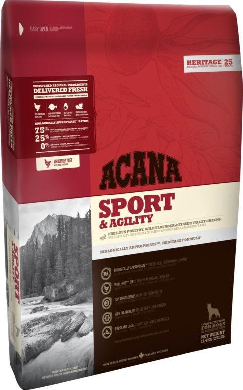 Acana Dog Sport&Agility