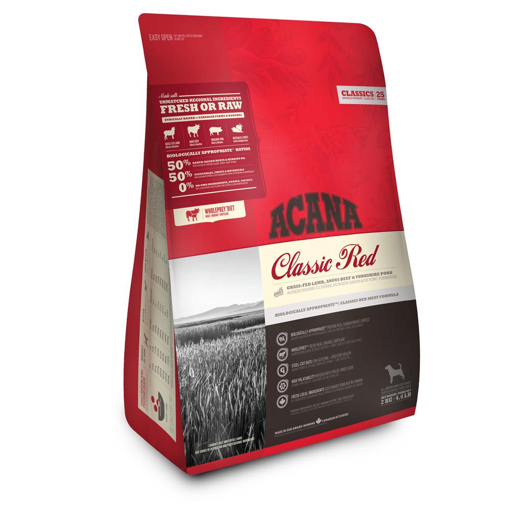 Acana Dog Classic Red | 17kg |